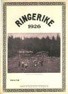 Heftet Ringerike 1926